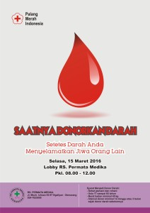 POSTER DONOR DARAH RSPM A3 MARET 2016
